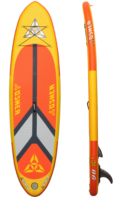 O'Shea Inflatable Paddleboards - 98 HDx
