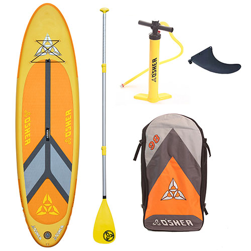 O'Shea Inflatable Paddleboards - 98 HDx Package