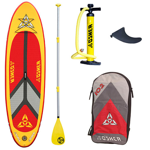 102HDx Inflatable SUP
