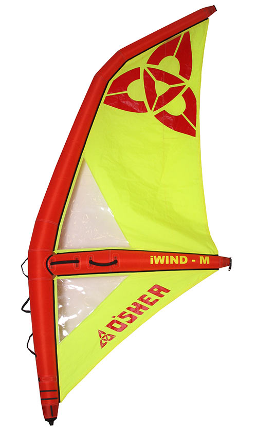 O'Shea Inflatable Windsurf Rig